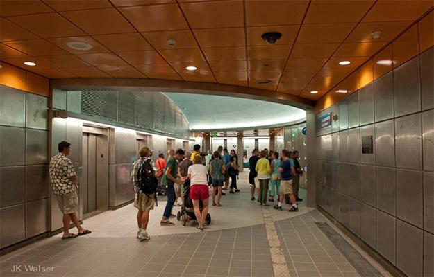 Beacon Hill Light Rail Station Clinkston Architects